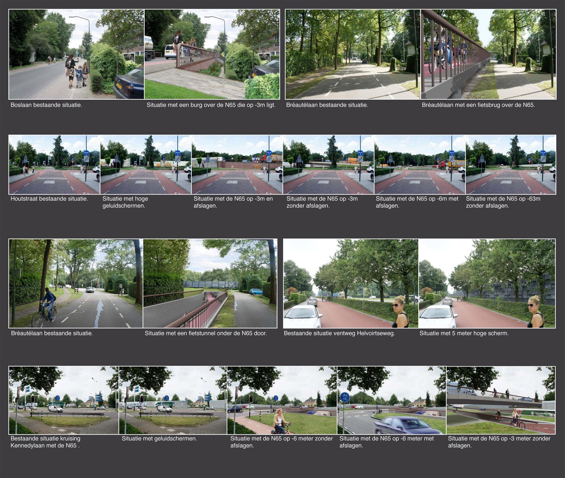 page Vught overzicht beeldmontages Godfried de Graaff