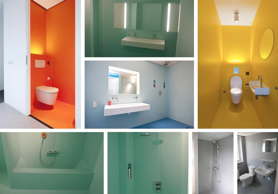 Witte Ladder Badkamer ~ PRO  Onderhoudsarme badkamer ontwerpen  forum fok nl