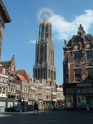 page Domtoren Utrecht fietstoren Godfried de Graaff