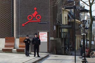 homebox fietsenstalling stadhuis Utrecht Godfried de Graaff